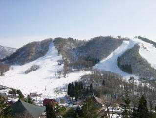 金沢市営医王山スキー場