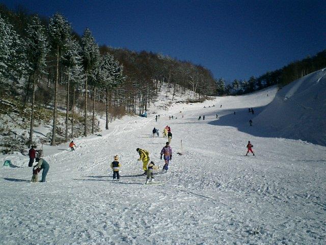 聖高原スキー場