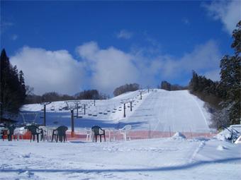 白馬 みねかたスキー場