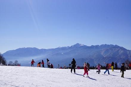 富士見高原スキー場