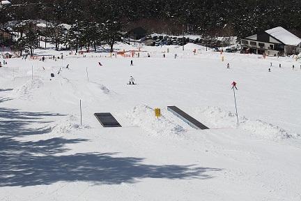 大山ますみず高原スキー場 〜SNOW PARK〜