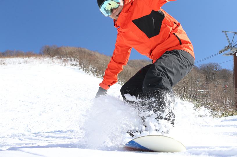 大山鏡ヶ成スキー場