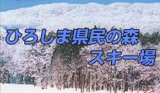ひろしま県民の森 スキー場