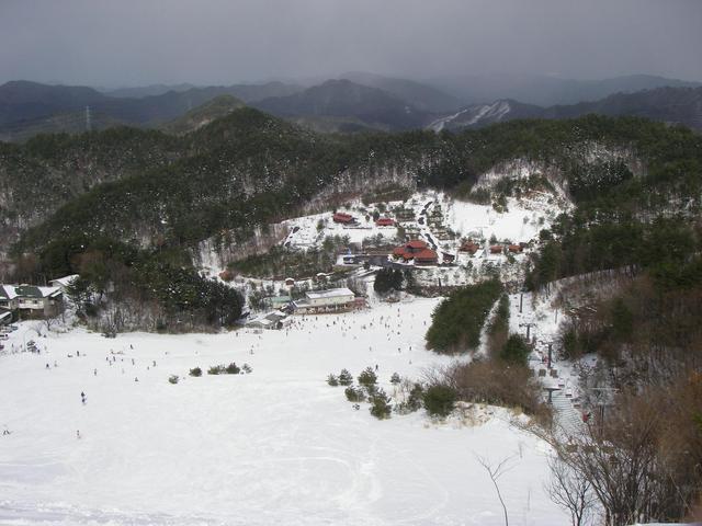 十種ヶ峰スキー場