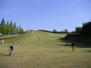 さぬき空港公園 グラススキー場