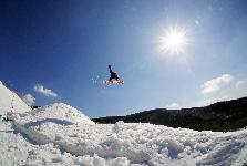 九重スキー場