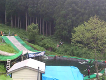 ウォータージャンプ ナオエ
