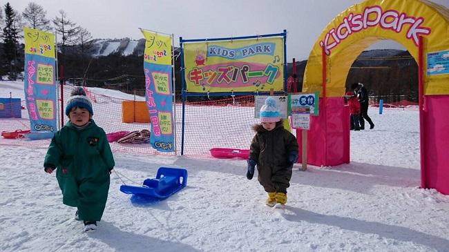 菅平パインビークスキー場