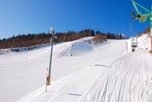 清里町営緑スキー場