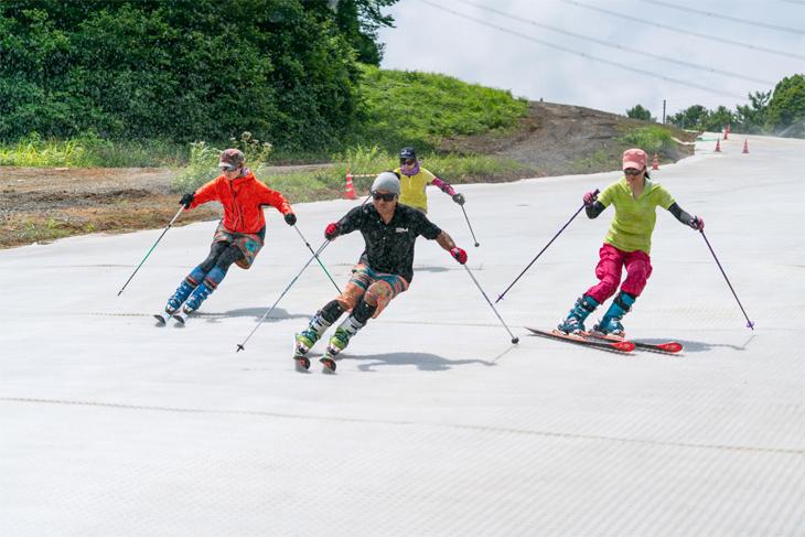 2019年 夏スキー&夏スノボができる、新潟・長野・群馬・山梨のサマー ...