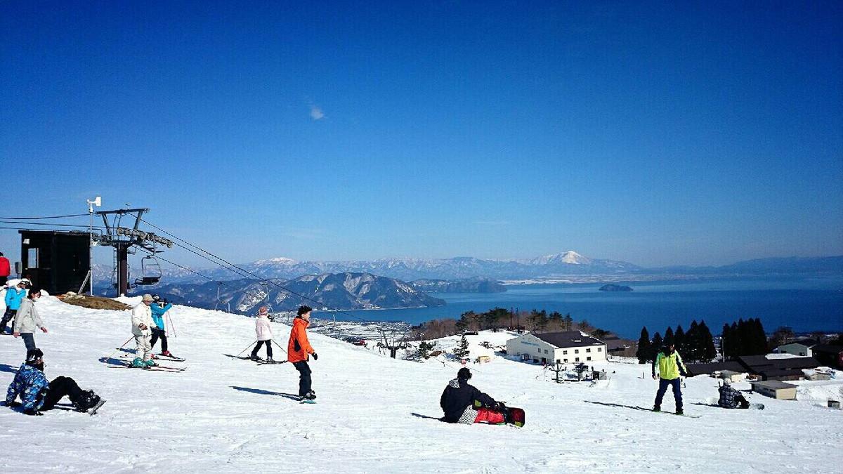 スキー 場 館山 天気 箱