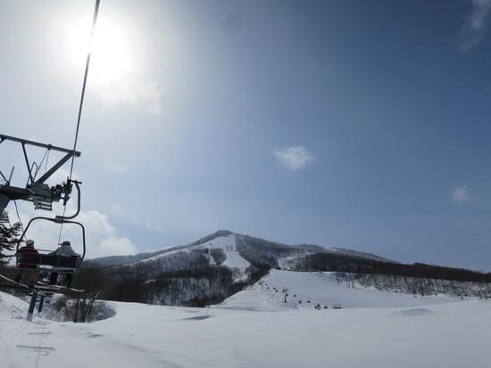 2015/02/28(土) 長野県斑尾スキー場の速報|斑尾高原スキー場のクチコミ画像