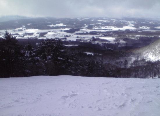 強風で1日中減速、日曜なのに第3リフトは運休。 猪苗代リゾートスキー場(旧グランドサンピア猪苗代リゾートスキ…のクチコミ画像2