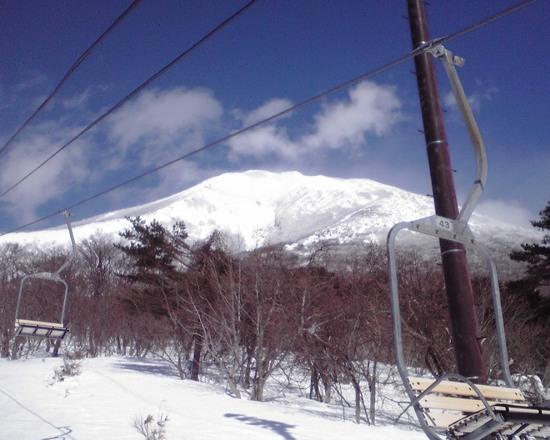 強風で1日中減速、日曜なのに第3リフトは運休。 猪苗代リゾートスキー場(旧グランドサンピア猪苗代リゾートスキ…のクチコミ画像3