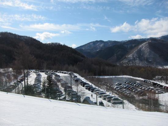 2/11(土) 野麦峠スキー場の様子|信州松本 野麦峠スキー場のクチコミ画像