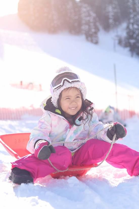 若杉高原おおやスキー場のフォトギャラリー1