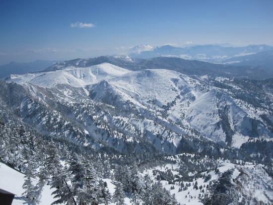 横手山・渋エリア|志賀高原 熊の湯スキー場のクチコミ画像3