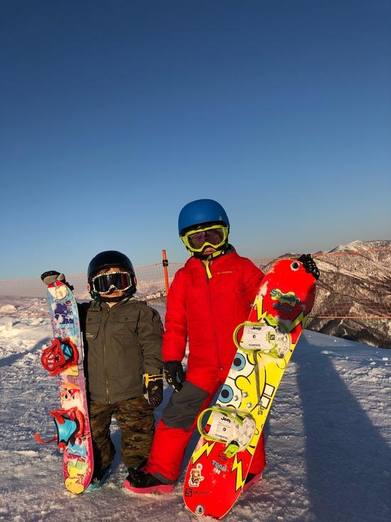 ビッグゲレンデ!|かぐらスキー場のクチコミ画像