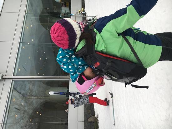 子供が全力で遊べるキッズパークが充実!|水上高原スキーリゾートのクチコミ画像