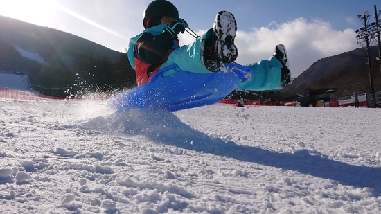 二本松塩沢スキー場のフォトギャラリー2