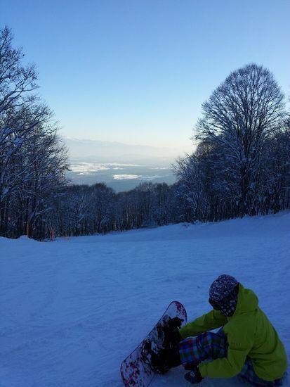抜群!|池の平温泉スキー場のクチコミ画像3