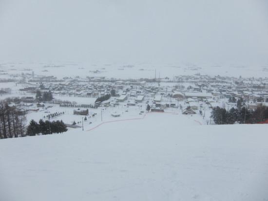 2014/02/16(日) 北海道 中富良野北星の速報|中富良野北星スキー場のクチコミ画像