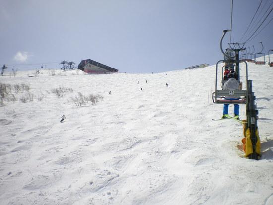 お昼にビールはおいしいのですが|白馬八方尾根スキー場のクチコミ画像