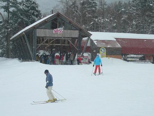 やや混み|信州松本 野麦峠スキー場のクチコミ画像