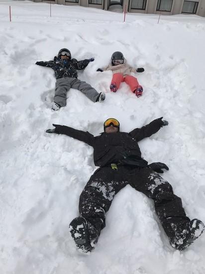 楽しかったー|斑尾高原スキー場のクチコミ画像