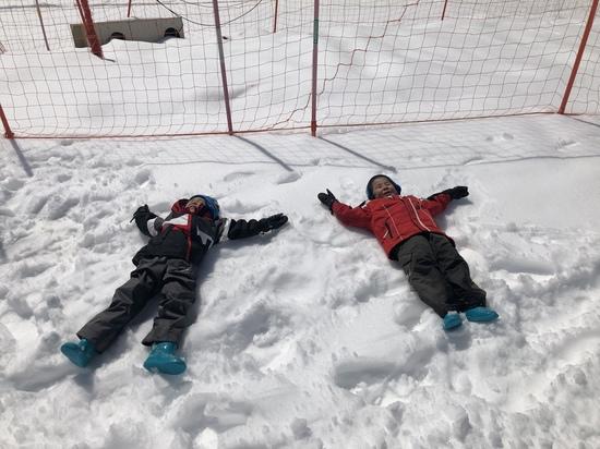 子供満喫!|グランデコスノーリゾートのクチコミ画像