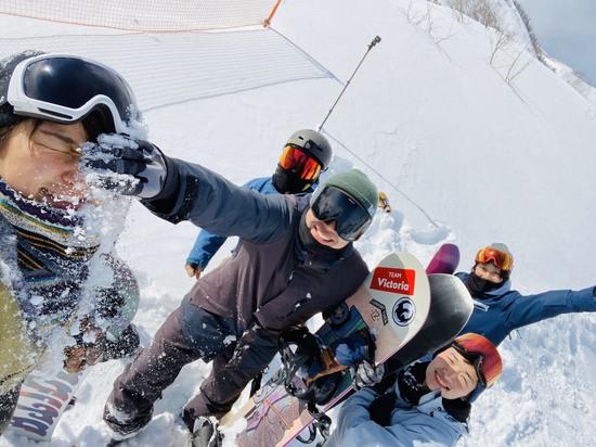 最高でした!!|かぐらスキー場のクチコミ画像