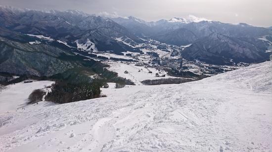 関越道良く見えます|岩原スキー場のクチコミ画像