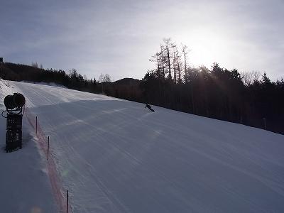 今日は平日?|信州松本 野麦峠スキー場のクチコミ画像