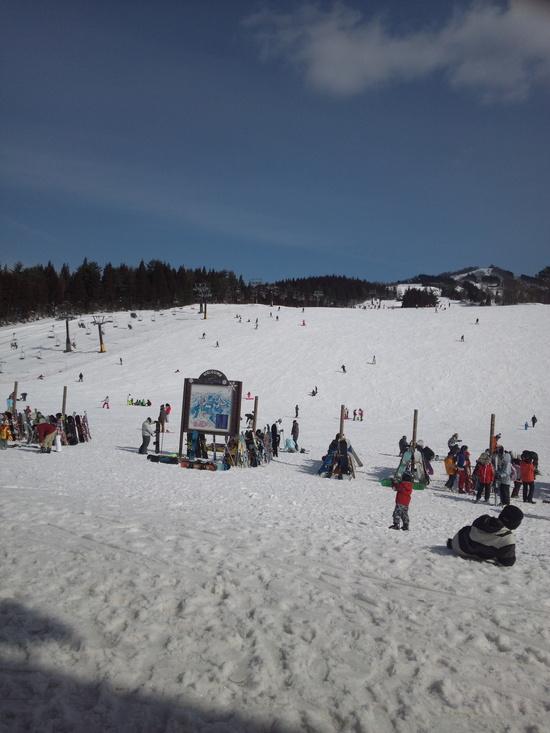2/3ゲレンデ状況|スキージャム勝山のクチコミ画像