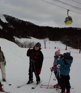子供向けにも最適です|星野リゾート トマム スキー場のクチコミ画像