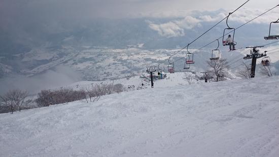 コブ初心者の練習に最適でした!|白馬八方尾根スキー場のクチコミ画像