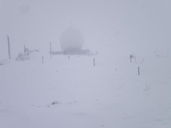 晴天率の高いスキー場のはずが・・・ 車山高原SKYPARKスキー場のクチコミ画像
