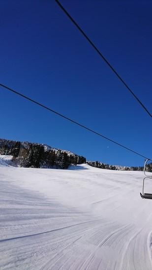 ごっついええ天気♪♪|神鍋高原 万場スキー場のクチコミ画像1