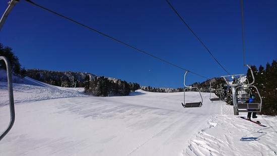 ごっついええ天気♪♪|神鍋高原 万場スキー場のクチコミ画像2