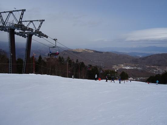 コンパクトにまとまったいいスキー場でした|ブランシュたかやまスキーリゾートのクチコミ画像