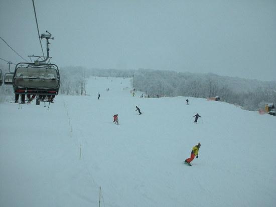 初めての箕輪|箕輪スキー場のクチコミ画像