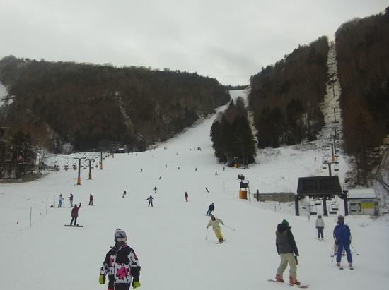 初滑り・・・とはいえ|丸沼高原スキー場のクチコミ画像