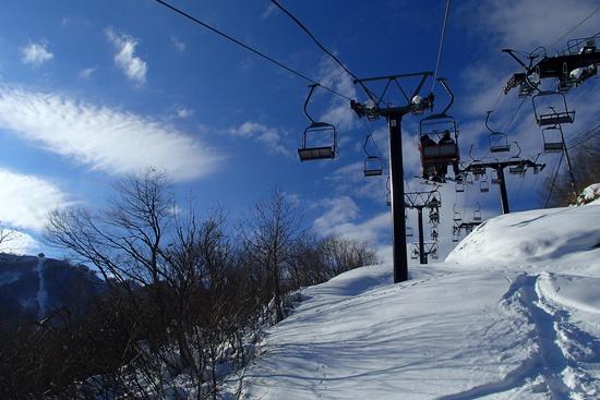 アクセス楽な神立です。|神立スノーリゾート(旧 神立高原スキー場)のクチコミ画像