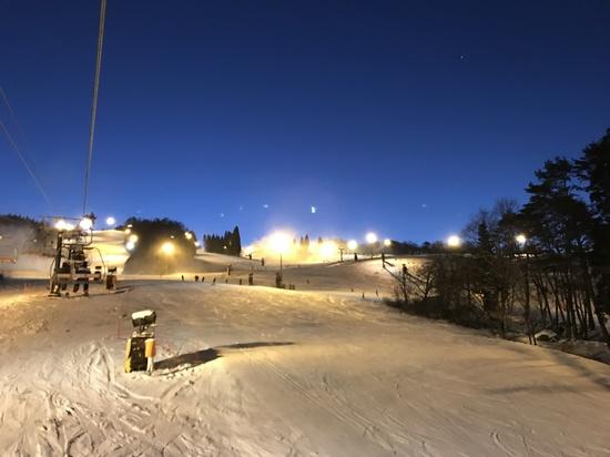 雪降ったはずなのに・・・|鷲ヶ岳スキー場のクチコミ画像