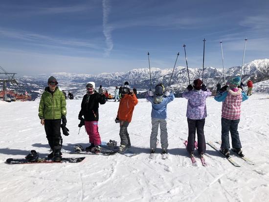 恒例行事|石打丸山スキー場のクチコミ画像3