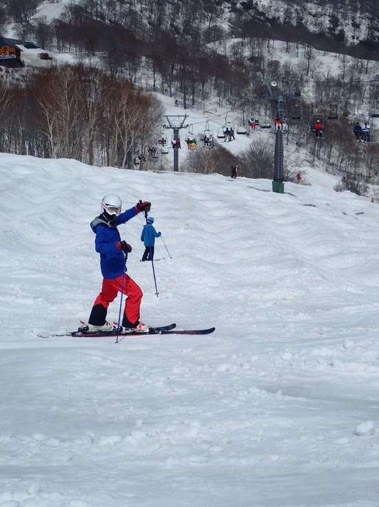 こぶこぶこぶ!|かぐらスキー場のクチコミ画像