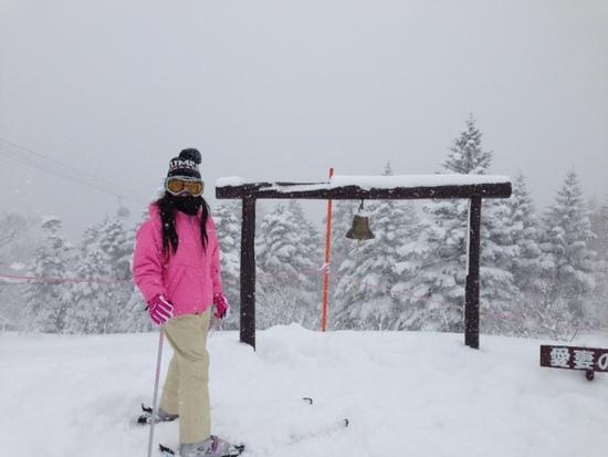 雪質が良い|パルコールつま恋スキーリゾートのクチコミ画像