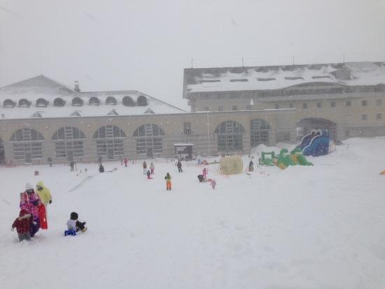 雪質が良い|パルコールつま恋スキーリゾートのクチコミ画像2