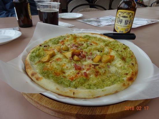 レストランのピザが美味しい|しらかば2in1スキー場のクチコミ画像