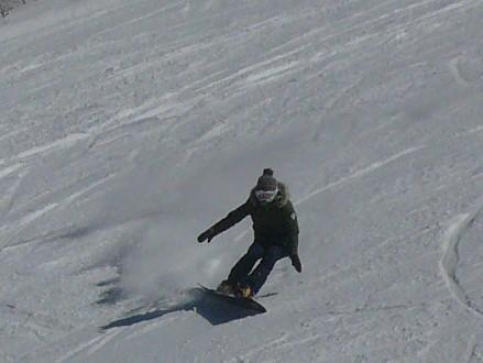 今日の混雑具合は|信州松本 野麦峠スキー場のクチコミ画像